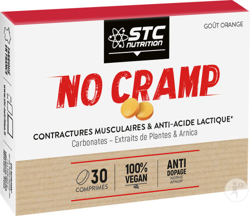 STC Nutrition No Cramp Smaak Cola 10 Doses