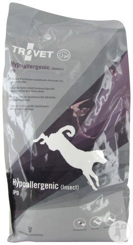 Trovet Hypoallergenic IPD (Insect) Hond 3kg