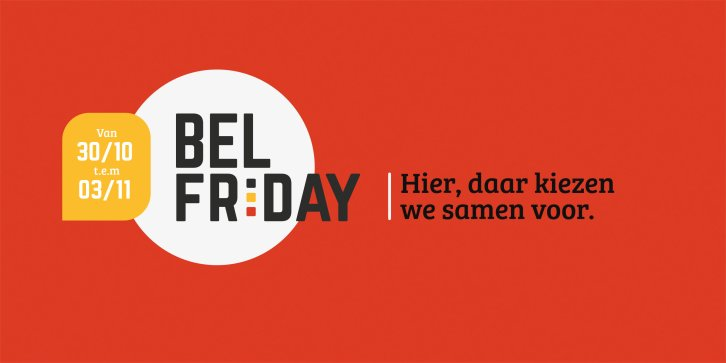 Wat is BEL Friday?