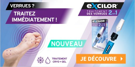 Excilor Traitement Des Verrues 2en1 Kit 1