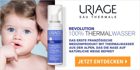 Uriage Eau Thermale Isophy Erstes Nasenspray Baby 100ml