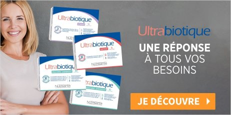 Nutrisanté Ultrabiotique