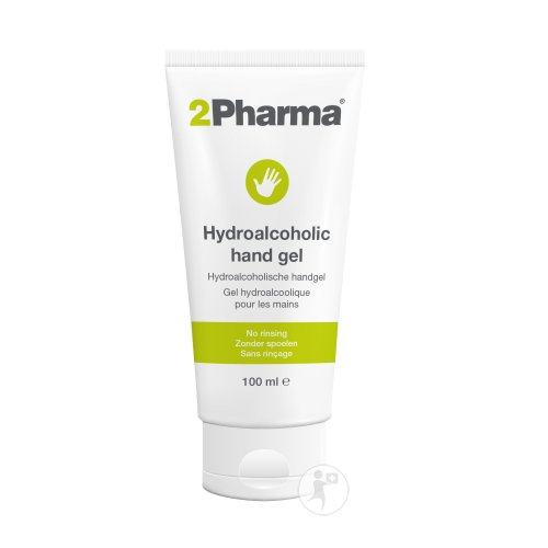 2Pharma Gel Mains Hydroalcoolique 100ml