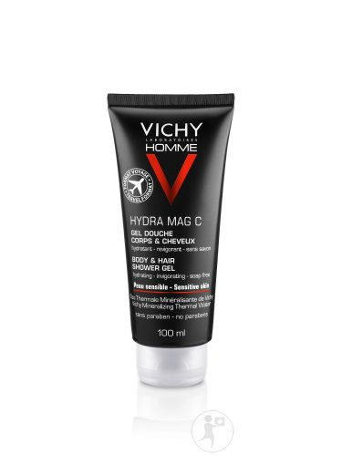Vichy Homme Gel Douche Corps & Cheveux 100ml