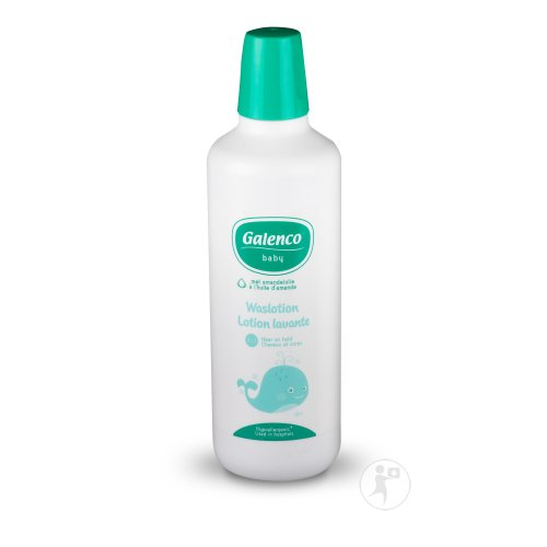 Galenco Waslotion Met Amandeolie 100ml