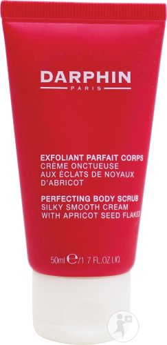 Darphin Perfecting Body Scrub Silky Smooth Cream With Apricot Seed Flakes 50ml