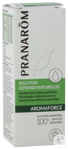 Pranarôm Aromaforce Lösung Glasflasche 5ml