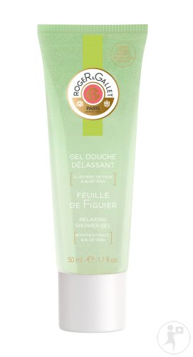 Roger&Gallet Relaxing Shower Gel Fig Extract 50ml