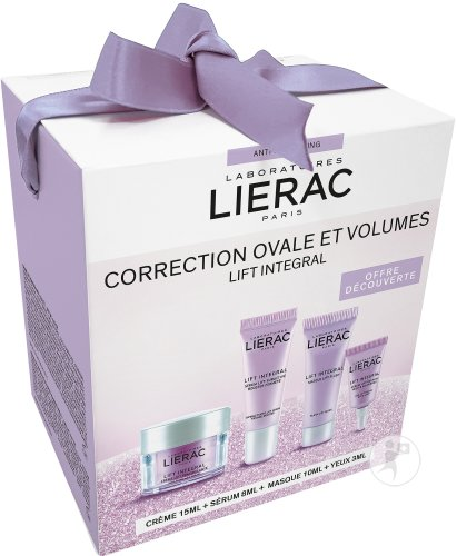 Lierac Coffret Lift Integral Correction Ovale Et Volumes