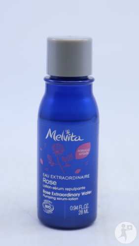 Melvita Eau Extraordinaire Rose Lotion-Sérum Repulpante 28ml