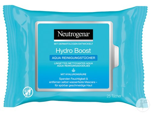 Neutrogena Hydroboost Wipes 25