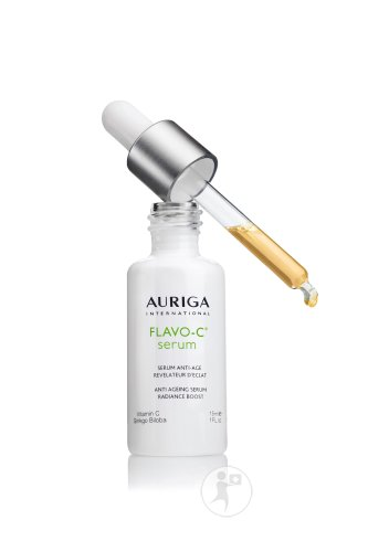 Auriga Flavo-C Anti Ageing Serum Radiance Boost 15ml