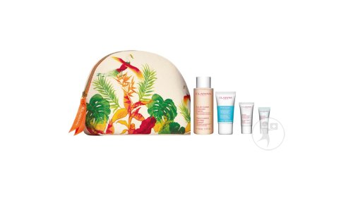 Clarins Trousse China Half moon