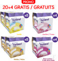Fortimel Extra Mix Pack Selection 24x200 ml - Promo 5 + 1 Pack Gratis