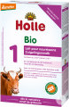 Holle Bio-Anfangsmilch 1 Säuglingsmilch 400g