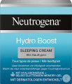 Neutrogena Hydro Boost Sleeping Cream Nachtmaske Tiegel 50ml