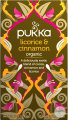 Pukka Licorice Cinnamon Bio 20 Teebeutel