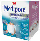 3M Medipore Hypoallergenes Fixationsvlies-Pflaster 10cm x 10m Rolle 1 (2991/2)
