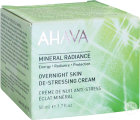 Ahava Mineral Radiance Overnight Skin De-Stressing Cream Tiegel 50ml