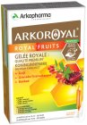 Arkopharma Arkoroyal Gelée Royale Premium Royal Fruits Ampullen 20x10ml
