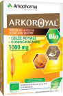 Arkoroyal Gelée Royale 1000mg Ampullen 20x10ml