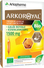 Arkoroyal Gelée Royale 1500mg Bio Ampullen 20x10ml