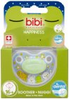 Bibi Happiness Dental Schnuller Glow In The Dark 16+ Monate 1 Stück