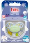 Bibi Happiness Dental Schnuller Glow In The Dark 6-16 Monate 1 Stück