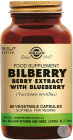 Bilberry Berry Extract (bosbes) V-caps 60