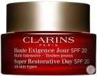 Clarins Super Restorative Day SPF20 Anti-Age Tagescreme Alle Hauttypen Tiegel 50ml