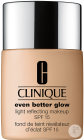 Clinique Even Better Glow Light Reflecting Makeup SPF15 Broad Spectrum WN38 Stone Flakon 30ml