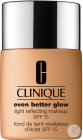 Clinique Even Better Glow Light Reflecting Makeup SPF15 Broad Spectrum WN92 Toasted Almond Flakon 30