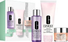Clinique Jumbo Skin Care Set Makeup-Entferner 200ml + Hydrator Creme 125ml + Reinigungsschaum 250ml