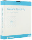 Coloplast Biatain Alginate SeaSorb Ag Alginatverband Mit Silber 10x10cm Stück 10 (3760)