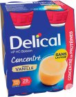 Delical Geconcentr. Vanille 4x200ml