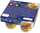 Delical Nutra Pote Appel Abrikoos 4x125g