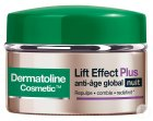 Dermatoline Cosmetic Lift Effect Plus Globale Anti-Aging-Nachtpflege 50ml