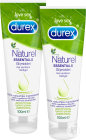 Durex Duopack Naturel Gleitgel Tube 2 x 100ml