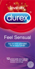 Durex Feel Sensual 12 Kondome