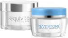 Equivita Creme Anti-Falten 50ml + Revitatone Day Cream 50ml Vorteilspackung