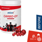 Etixx Carbo Gy Red Fruits Pdr 560g