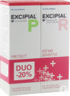 Excipial Duo Protect Creme Repair + Sensitive Creme Duopack Tube 2x50ml