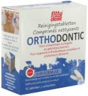 Fittydent Orthodontic Reinigungstabletten 32