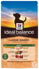 Hill's Ideal Balance Canine Adult Large Breed With Fresh Chicken & Brown Rice 12kg