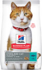 Hill's Nutrition Science Plan Katze Young Adult Sterilised Cat Trockenfutter Thunfisch Beutel 1,5kg