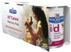 Hill's Pet Nutrition Prescription Diet Canine I/D Recovery Pack Mit Truthahn Dose 12x360g