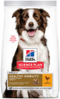 Hill's Pet Nutrition Science Plan Canine Adult Healthy Mobility Medium Mit Huhn 14kg