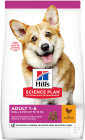 Hill's Pet Nutrition Science Plan Canine Adult Small & Miniature Mit Huhn Und Truthahn 3kg