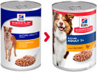 Hill's Pet Nutrition Science Plan Canine Mature Adult/Senior 7+ Mit Huhn Dose 370g