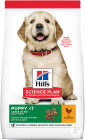 Hill's Pet Nutrition Science Plan Puppy Healthy Development Large Breed Mit Huhn 2,5kg
